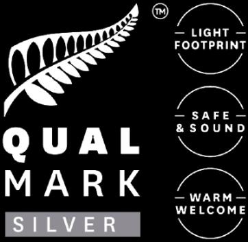 Qualmark Silver logo